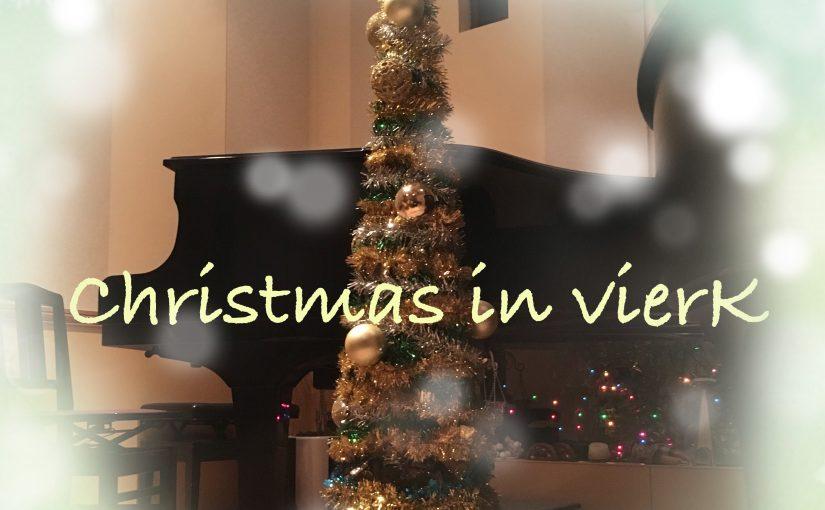 Christmas in フィアカ 無料開放いたします
